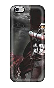 Melissa Fosco's Shop Hot 8631883K59840279 Durable Protector Case Cover With Sci Fi Video Game Hot Design For Iphone 6 Plus