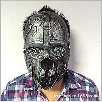 Mr  Robot Fsociety Mask Anonymous Team Evil Hacker Group V
