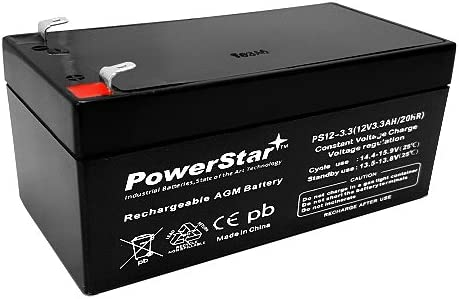 POWERSTAR CP1232 # 106-8397 BATTERY - Best Battery for Toro Lawn Mowers