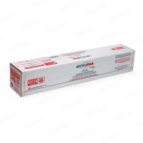 Veolia Environmental Services Supply 043 Recycle Pak Prepaid Lamp Recycling Box  8 5 X 8 5 X 48   1 5  X 49 6  X 9 25