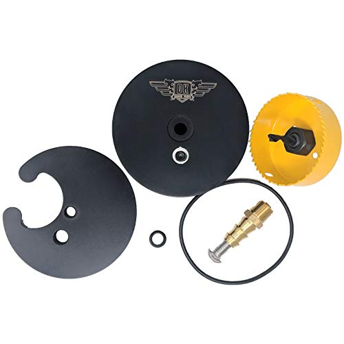 Cummins Duramax Powerstroke Diesel and Gas Fuel Sump for AirDogg FASS and Other Aftermarket Lift Pumps