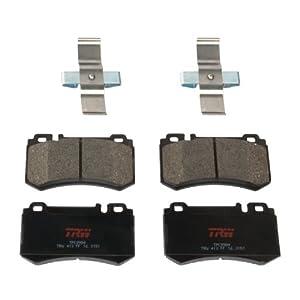 TRW TPC0984 Premium Ceramic Rear Disc Brake Pad Set