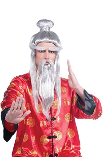 8eigh (Kung Fu Master Costumes)
