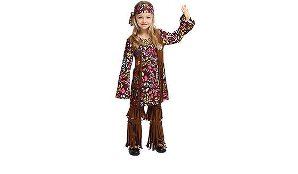 J-TUMIA-KIDS Disfraz de Halloween Cosplay niñas Partido de la ...