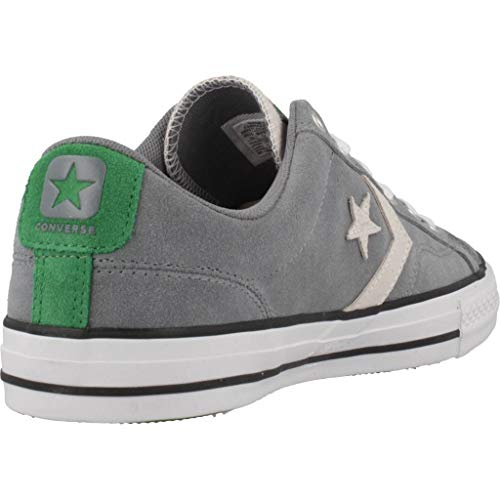 Star Grey de Green Adulto White Deporte Cool Player 039 Unisex Ox Zapatillas Converse Multicolor 1v61dq