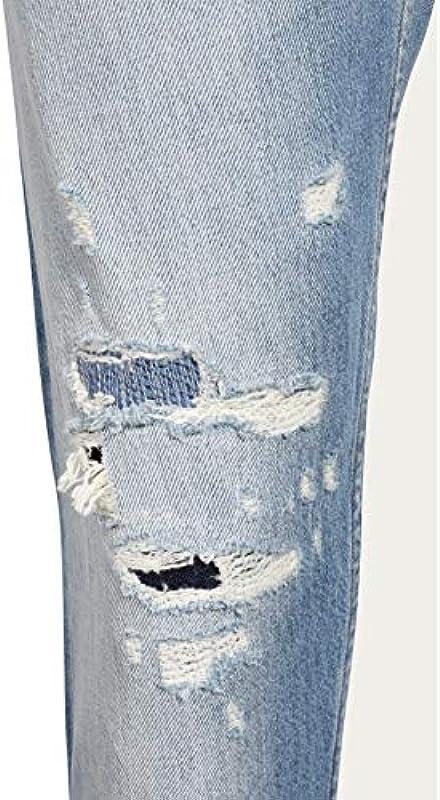 Tiger of Sweden Męskie Jeans Pistolero im Used-Look 30: Odzież