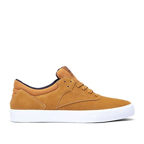 SUPRA Skateboard Shoes PHOENIX CATHAY SPICE-WHITE Sz 13 CATHAY SPICE-WHITE