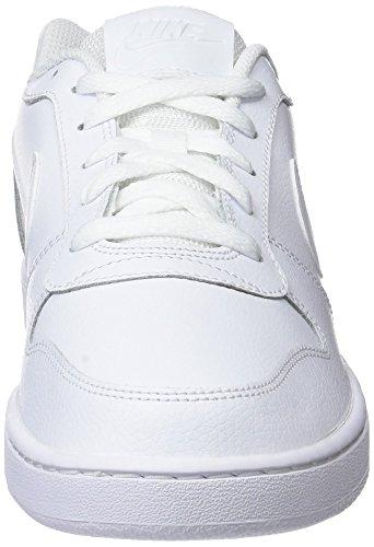 Ebernon Ginnastica Uomo NIKE Scarpe 001 White Low White Basse da Bianco qxCdad