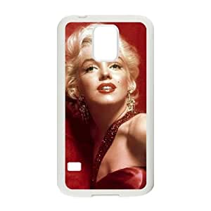 Samsung Galaxy S5 Cell Phone Case White Marilyn Monroe niwl