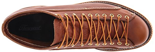 dfc171b1724 Thorogood Men's American Heritage Lace-To-Toe Roofer Boots ...
