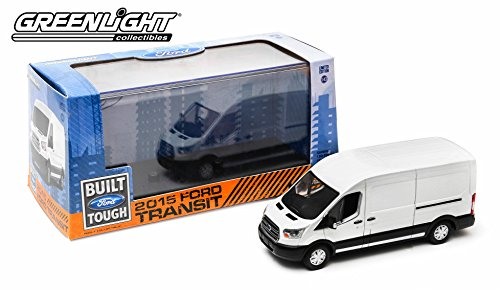 GreenLight 86039 Automobile Ford Transit Oxford White for sale  Delivered anywhere in Canada
