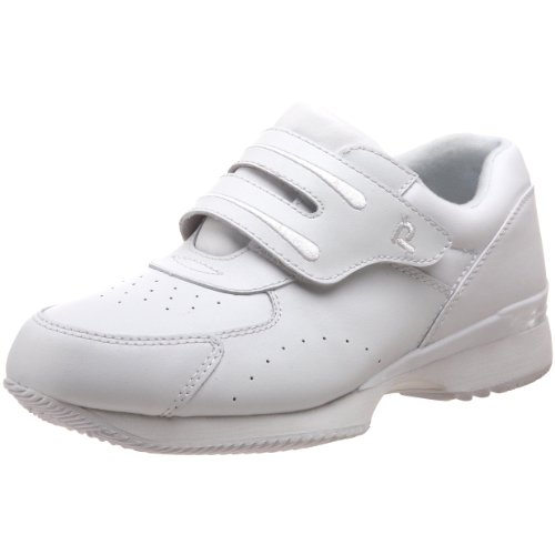 II Shoes W3905 Women's White Tour Leather Walking Strap Propet Walker 8aq1dx1I