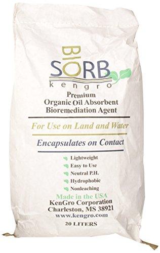 Kengro BioSorb Premium Organic Absorbent Bag, 20-Liter ()
