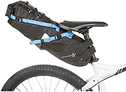 M-WAVE Unisex Fahrrad Satteltasche