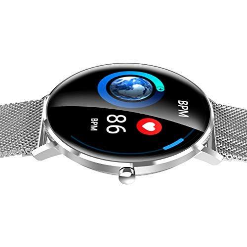 BOBO Smartwatch deportivo con monitor de frecuencia cardíaca ...