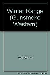Winter Range (Gunsmoke Western)
