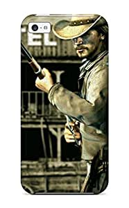 Fashion Tpu Case For Iphone 5c- Call Of Juarez Defender Case Cover