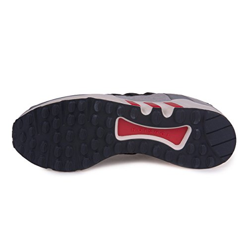check out 02b27 7b2fb Adidas Solebox Mens Equipment Rng Guidance 93 Black Red Stone Suede ...