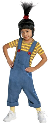 Despicable Me 2 Agnes Deluxe Costume, Small - Agnes Halloween Costumes