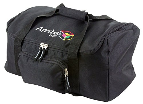 Arriba Case Cases (Arriba Cases Ac-120 Padded Gear Transport Bag Dimensions 19X10.5X10 Inches)