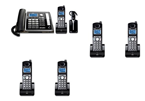 RCA 25270RE3 6 HANDSET Business Cordless Handsets