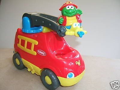 Weebles Fire Truck