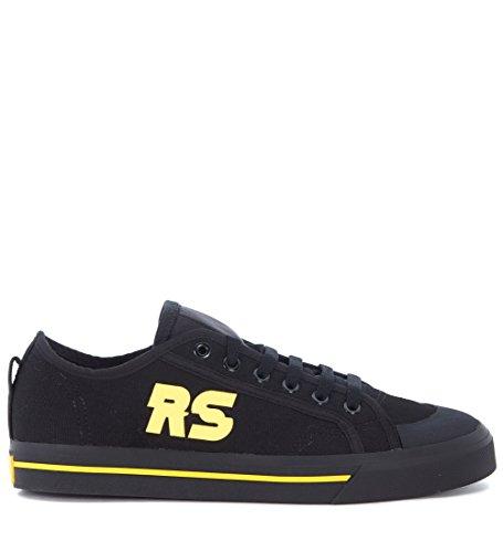 adidas x RAF Simons Spirit Black Canvas Sneaker Black iilIjgISFj
