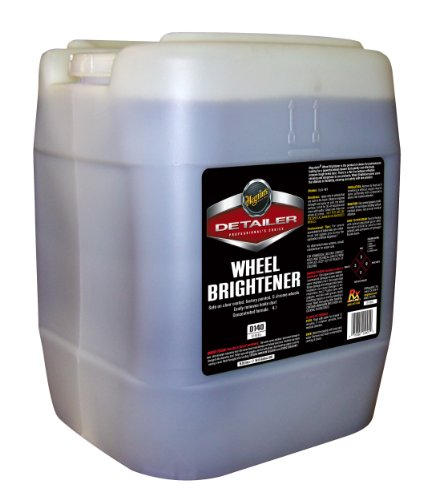 Meguiars Wheel Brightener - 9