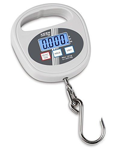Dinamometro [Kern HDB 6K-3XL] Pratiche, economica e sempre a portata di mano, Portate [Max]: 6 kg, Divisione [d]: 5 g