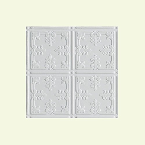 Fasade Traditional Pattern Ceiling Installation