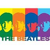 NMR/Aquarius Beatles Rainbow Poster