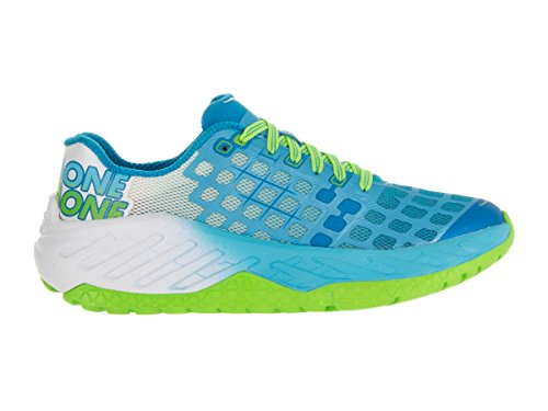 Hoka One One Clayton Womens Running Shoes - Aw16 Blue