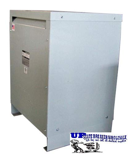 45kva Transformer 3 Phase 480v-208v/120v Delta wye 460V 440V 220V
