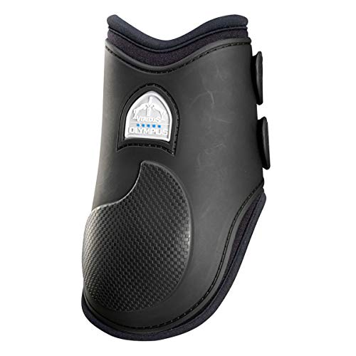 VEREDUS - Fetlock Olympus Rear- Horse Boots - Made in Italy - Black
