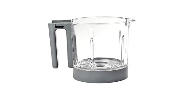 Béaba 912717 - Jarra De Cristal De Repuesto Para Babycook Néo, Grey: Amazon.es: Bebé