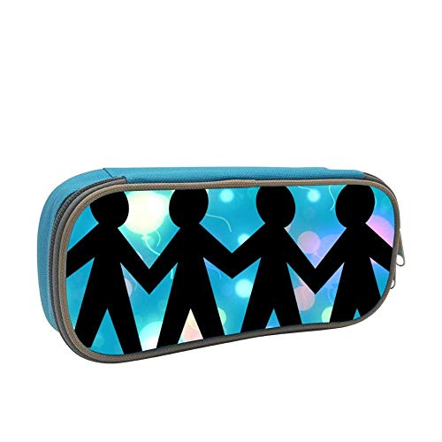 Innovative Entrepreneurship Team Cooperation Large Capacity Dirty and Multi-Layer Pencil Case