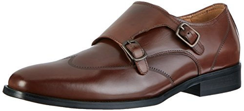 Kenneth Cole Men Leisure-Ly Oxfords Brown (Cognac 901)