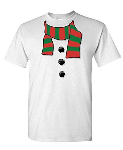GOOZLER SNOWMAN CHRISTMAS Cotton T Shirt