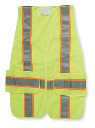 High Visibility Vest L Class 2 Lime