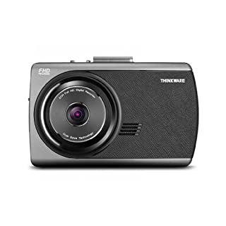 """THINKWARE X300 Full HD Dash Cam with 3.5"""" LCD Touchscreen Viewfinder & Dual Save Technology (B00JQYTXQ8) 