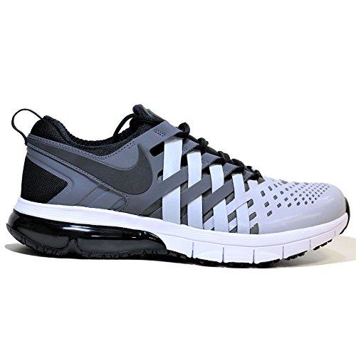Nike FingerTrap Max Mens Training Shoes Wolf Grey / Black - Dark Grey - White H47Ak31i6