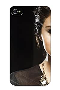 meilinF000Case Provided For ipod touch 4 Protector Case Selena Gomez Phone Cover With AppearancemeilinF000