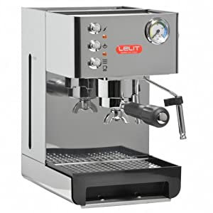 Espresso Siebträgermaschine Lelit PL 41 EM