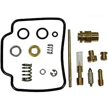 Outlaw Racing OR4164 ATV Carburetor Rebuild Kit Honda TRX650FA Fourtrax Rincon
