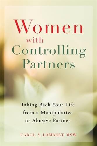 Women Controlling Partners Manipulative Abusive product image