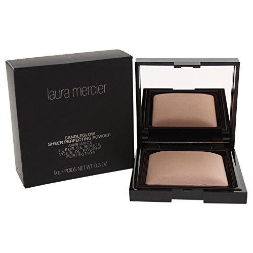 Laura Mercier Candleglow Sheer Perfecting Powder, Fair, 0.3 Ounce