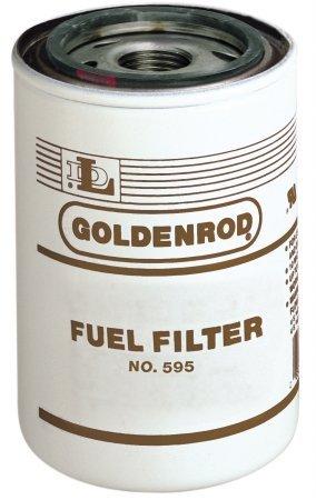 Goldenrod 595-5 Standard Spin-On Fuel Filter