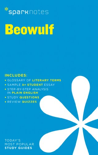 the death of beowulf why and how did beowulf die letterpile beowulf sparknotes literature guide sparknotes literature guide series