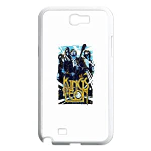 Kings Of Leon Artwork Samsung Galaxy N2 7100 Cell Phone Case White Exquisite gift (SA_511714)