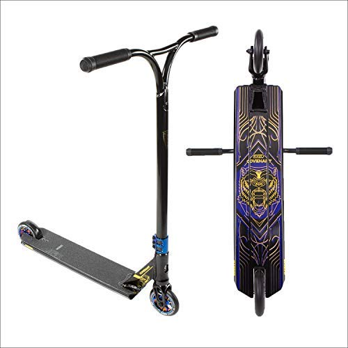 Lucky Covenant Pro Stunt Scooter, Black/Swirl ()